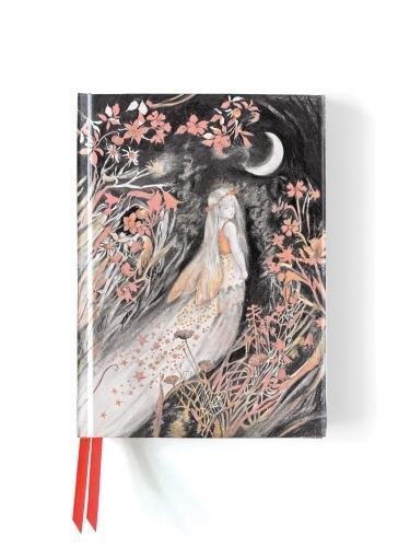 Manson: Fairy at Moonlight (Foiled Journal) (Flame Tree Notebooks)