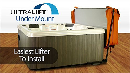 UltraLift Under Mount Spa Cover - Lifter Spa