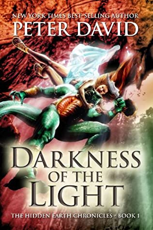 book cover of The Darkness of the Light
