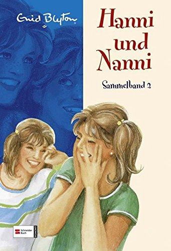 Hanni und Nanni Sammelband 2. (Ab 10 J.)