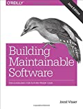 Building Maintainable Software, Java Edition 版本: Ten Guidelines for Future-Proof Code