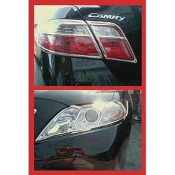 Amazon Com Toyota Camry Exterior Chrome Head Light