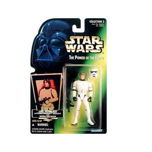 Luke Skywalker Stormtrooper Disguise - Luke Skywalker in Stormtrooper Disguise