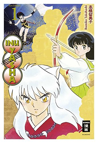 Inu Yasha New Edition 01 Taschenbuch – 6. März 2014 Rumiko Takahashi Oke Maas Sakura Ilgert Egmont Manga