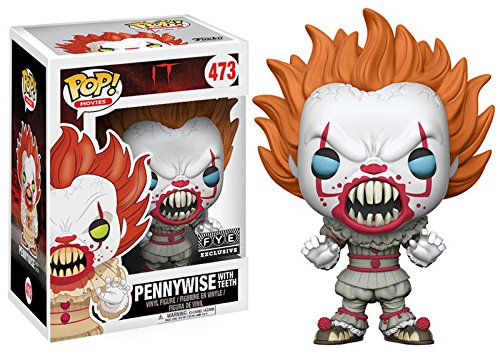 Funko Pop! - It (Eso) - Pennywise with Teeth - fye Exclusive