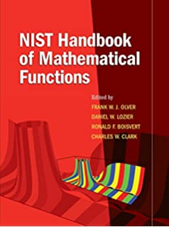 Handbook Of Mathematical Functions Pdf