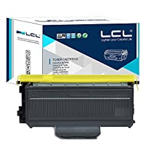LCL Compatible for Brother TN360 TN330 2600pages (1-Pack,Black) Toner Cartridge for Brother HL-2140 HL-2150 HL-2170W /MFC-7440N/7450 MFC-7840W DCP-7040/7030
