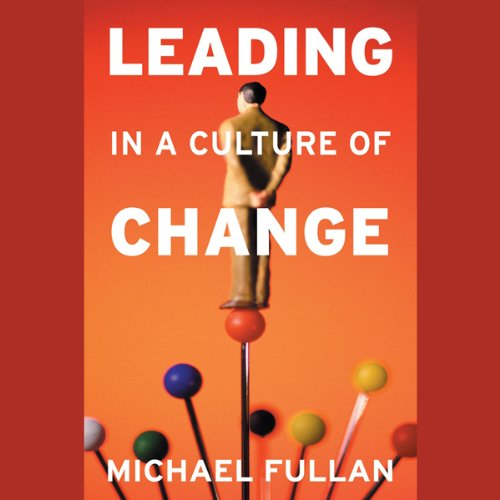 Bargain Audio Book - Leading in a Culture of Change