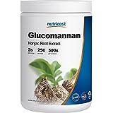 Nutricost Glucomannan Powder 500 Grams