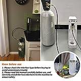 Upgrade Soda Stream CO2 Cartridges External Hose