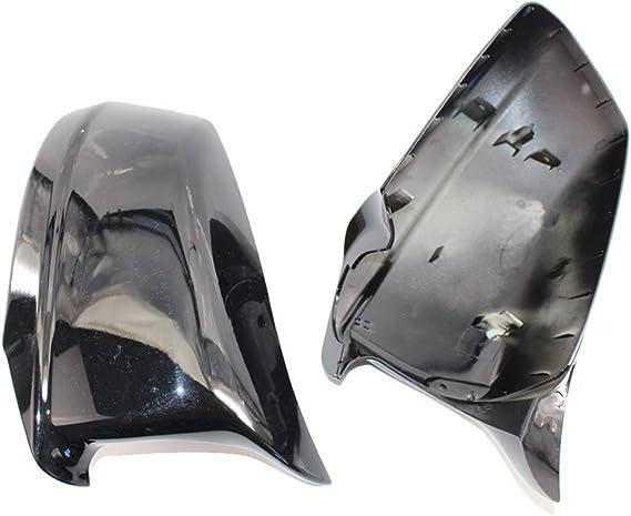 F18 GT 10-13 R/étroviseur Covers Casquettes Miroir de c/ôt/é F11 Lorsoul 1 Paire de Remplacement pour S/érie 5 F10