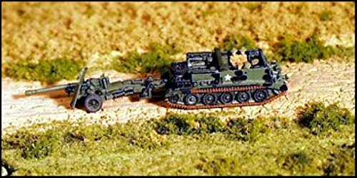 17 Pounder Anti-Tank Guns