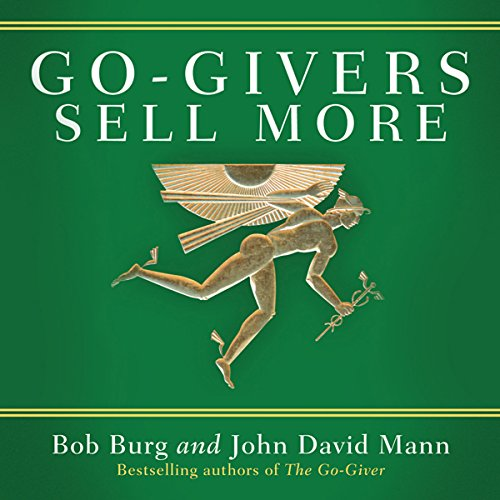 Go-Givers Sell More Audiobook [Free Download by Trial] thumbnail