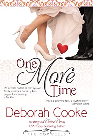 book cover of One More Time