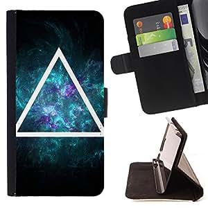 - Feather Colorful - - Monedero PU titular de la tarjeta de cr?dito de cuero cubierta de la caja de la bolsa FOR LG Nexus 5 D820 D821 Retro Candy