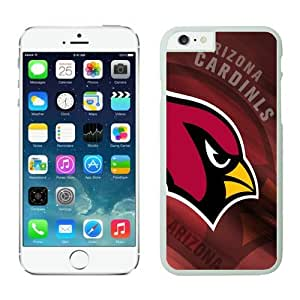 Arizona Cardinals iPhone 6 Cases 12 White 4.7 inches67571_53112-iPhone 6 Case - Anti-Scratch Hard Case for Iphone 6 4.7(inch),Case for for iPhone 6 Verizon