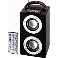 Craig Portable Rechargeable Digital Mini Tower FM Stereo Radio and USB/SD Slot (CR4189)
