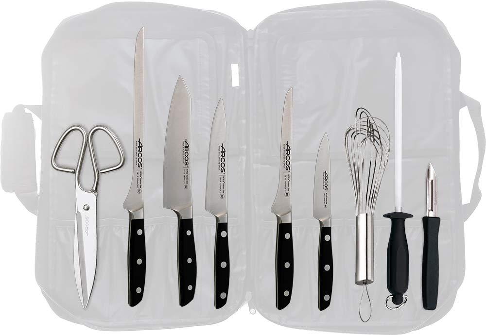 Juego Cuchillos de Cocina Profesional Arcos Manhattan con ...
