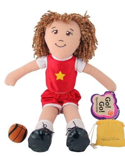 Go! Go! Sports Girl – Basketball Girl – Kate, Baby & Kids Zone