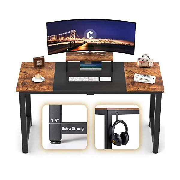 large desk by CubiCubi