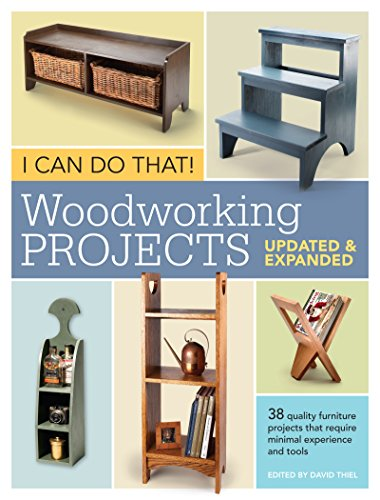 I Can Do That! Woodworking Projects - Updated and Expanded by Popular Woodworking Editors.pdf