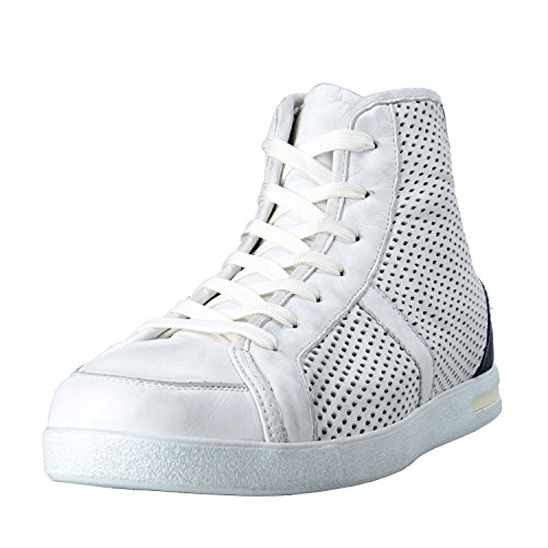 Dolce & Gabbana Men's Leather Hi Top Fashion Sneakers Shoes US 7 IT 6 EU 40