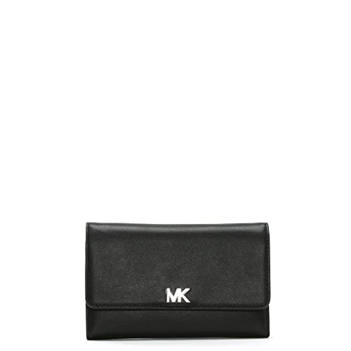 MICHAEL by Michael Kors Money Pieces Portafolio Negro Medium Mujer one size Nero: Amazon.es: Zapatos y complementos