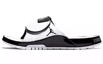 8e14797d73a Jordan Hydro XI White Black-Black-Concord (8 D(M)