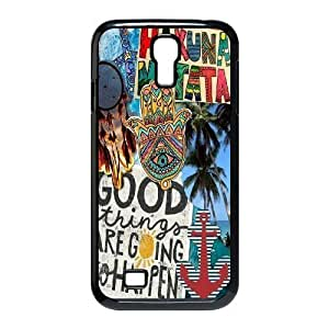 DIY Phone Case for SamSung Galaxy S4 I9500, Good Vibes Cover Case - HL-504056