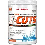 ALLMAX Nutrition AMINOCUTS ACUTS Weight-Loss BCAA CLA Taurine Green Coffee Blue Raspberry 525 g Review