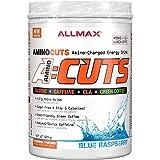 ALLMAX Nutrition, AMINOCUTS (A:CUTS), Weight-Loss BCAA (CLA + Taurine + Green Coffee), Blue Raspberry, 525 Gram