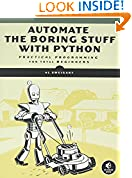 #3: Automate the Boring Stuff with Python: Practical Programming for Total Beginners