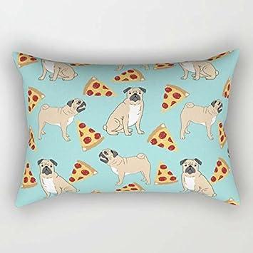 Fundas de almohada para perros, 30 x 50 cm, mejor ajuste para pub,