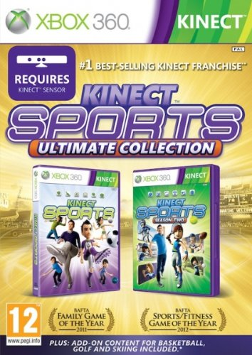 135 opinioni per Kinect Sports: Ultimate Collection