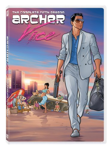 Archer Season 5 (Archer Tv Series Dvd)