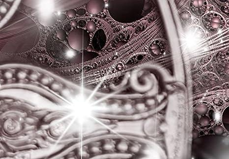 murando Cuadro Ac/ústico Buda Flores 100x50 cm XXL Impresi/ón Art/ística 5 Piezas Lienzo de Tejido no Tejido Estampado Decoraci/ón de Pared Aislamiento Absorci/ón de Sonidos h-C-0029-b-n