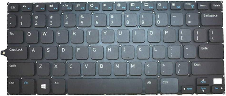 N/A Teclados De Laptop Negros Americanos para DELL Inspiron ...