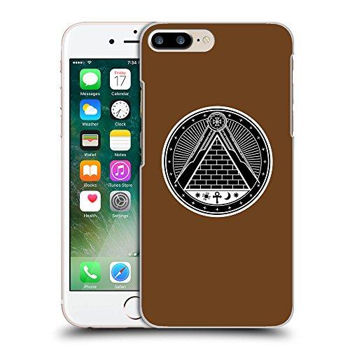 GoGoMobile Coque de Protection TPU Silicone Case pour // Q08320633 Mystique occulte 11 Sépia // Apple iPhone 7 PLUS