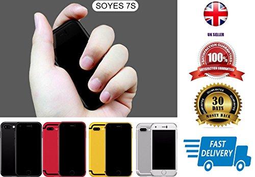 SOYES 7S JJA EDITION Dual SIM QuadCore 3G Unlocked Android