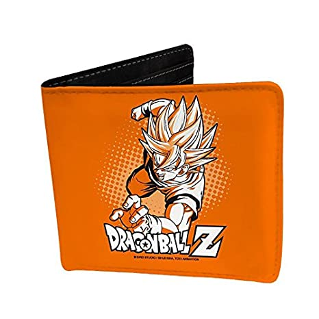 Dragonball Z Cartera/Monedero Goku: Amazon.es: Hogar