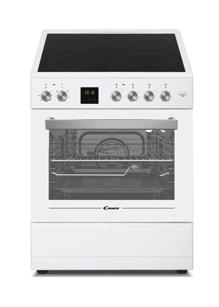 Candy CVE660MW_E - Cocina libre instalación 60cms, encimera ...