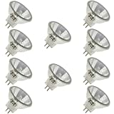 EYE FTF/CG/24V, 35 Watt, MR11, Bi-Pin (GZ4) Base Light Bulb (10 Bulbs)