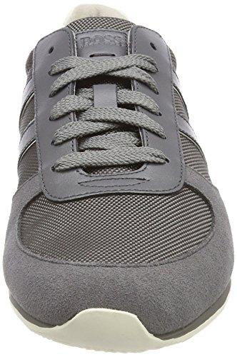 Medium Lowp Sneaker 030 BOSS Herren Orland Grey Grau ny1 zwxYYpPnS7