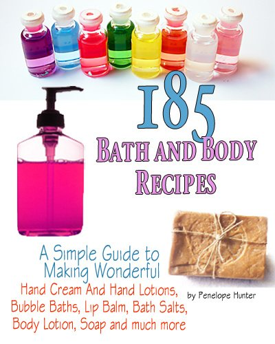 Recipe For Hand Lotion - 9