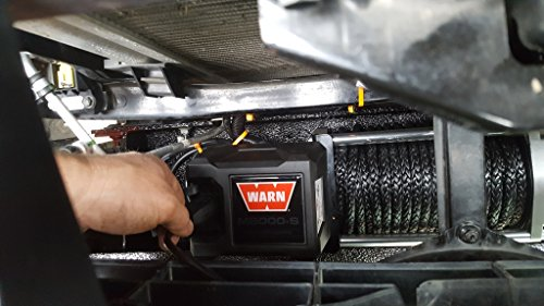 Warn 87800 M8000-s Winch with Synthetic Rope