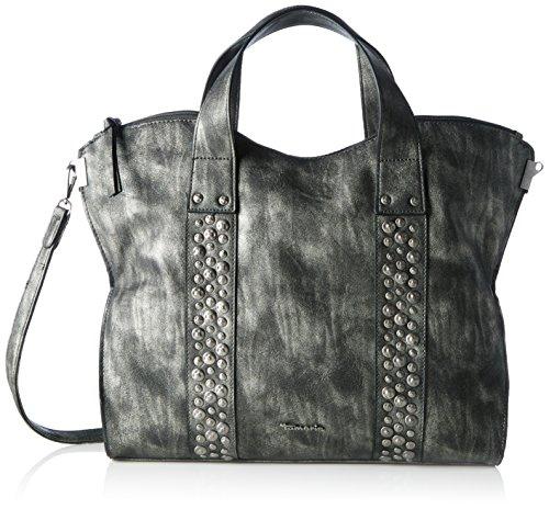 Tamaris Ursula Shopping Bag - Shopper Mujer Negro (Black 001)
