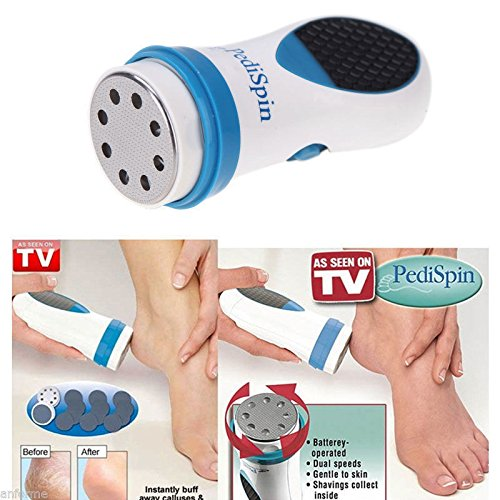 UNAKIM--Electric Callus Remover Pedicure Horniness Cares Foot File Hard Skin Remover