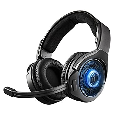 PDP Afterglow AG 9 Wireless Headset for PlayStation 4 from PDP