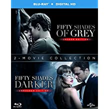 Fifty Shades Darker + Fifty Shades of Grey Double Pack