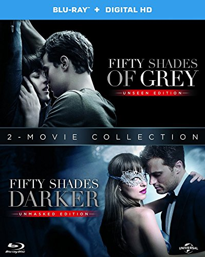 Fifty Shades Darker + Fifty Shades of Grey Double Pack [Blu-ray]